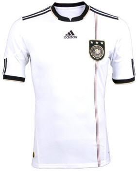 online store b1761 5e20a DFB Trikots Historie - alle WM Trikots Deutschland 1982 - 2018