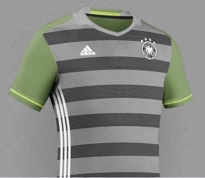 DFB Trikot Away 2016