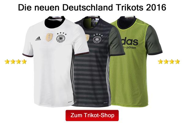 Jetzt die neuen DFB Trikots 2016 kaufen!