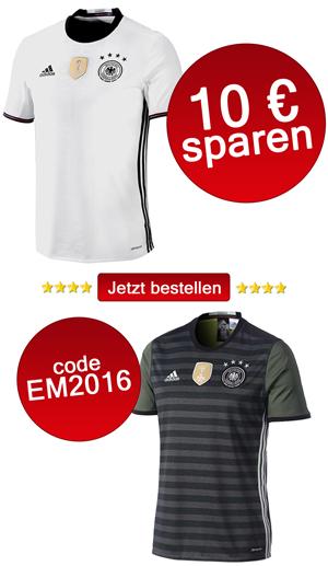 Das neue Heim DFB Trikot 2016 kaufen