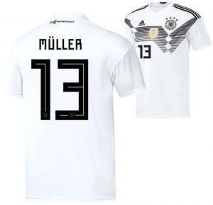 Welche Rückennummer hat Thomas Müller? Die 13 natürlich!
