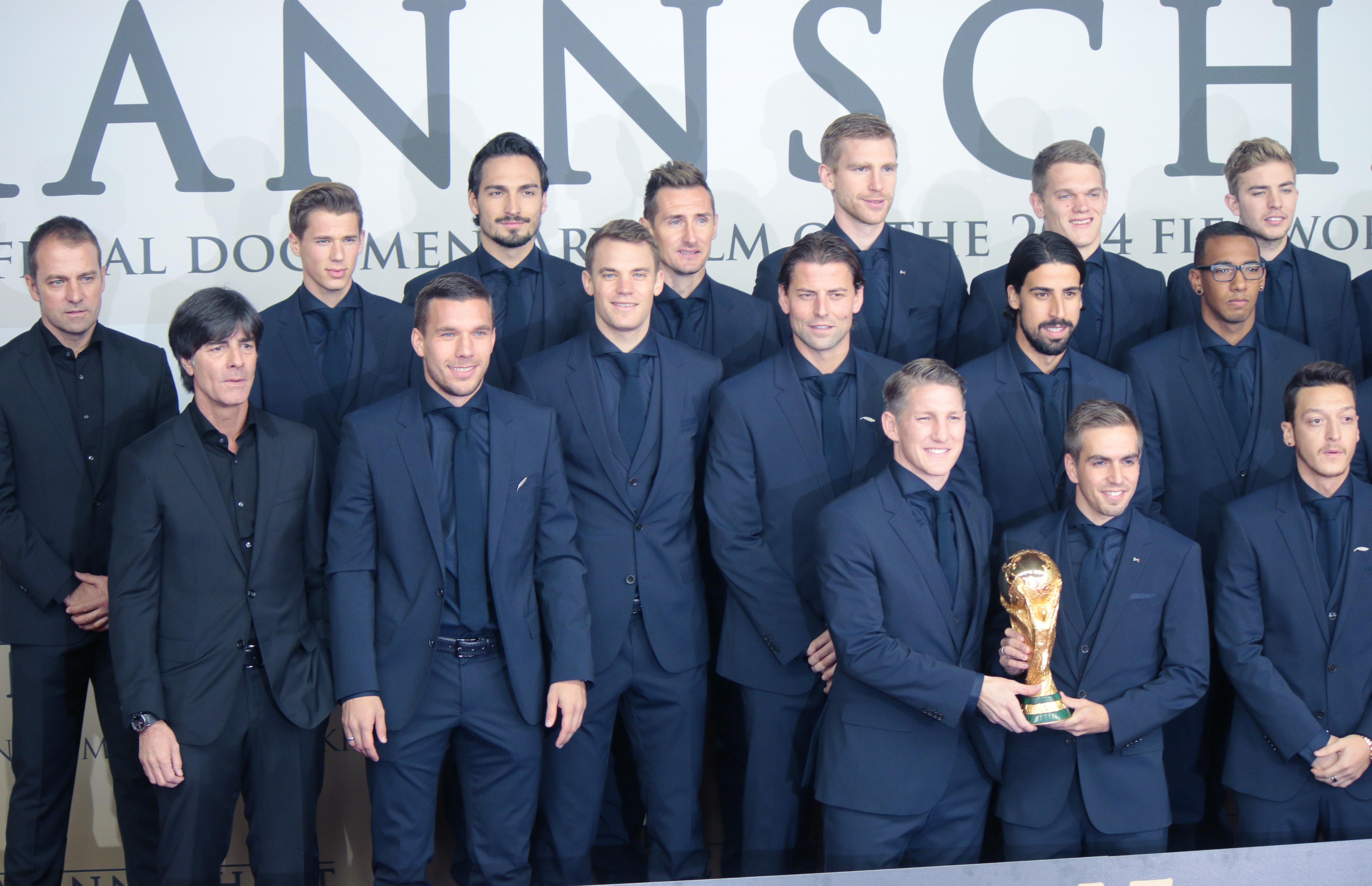 Mannschaft Deutschland Wm 2021