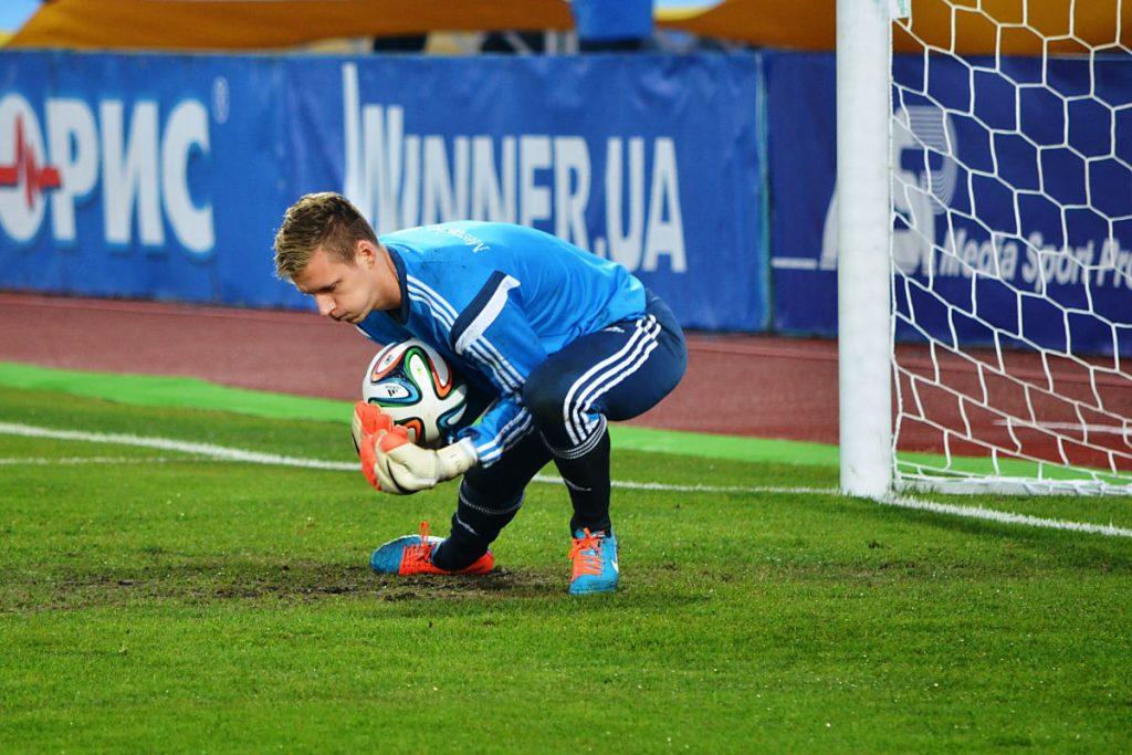 Bernd Leno im DFB Trikot (Foto Shutterstock)