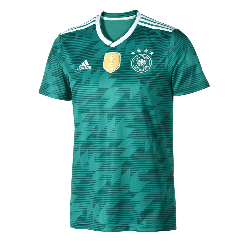 das neue deutschland trikot 2018 zur fu ball wm 2018. Black Bedroom Furniture Sets. Home Design Ideas
