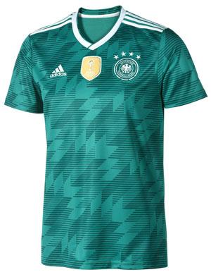 Das DFB Auswärts Trikot der WM 2018