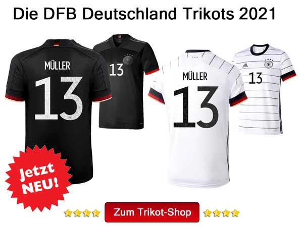 Das Thomas Müller DFB Trikot kaufen